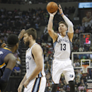 3-point threat Miller also Grizzlies' iron man The Associated Press