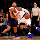 Phoenix Suns v New York Knicks Getty Images