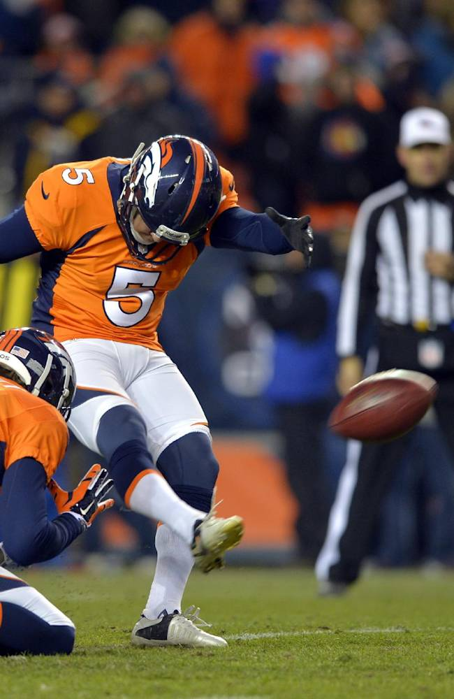 Goodell suggests ditching the PAT kick