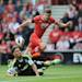 Stoke City 1, Southampton 1