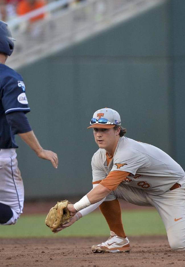 UC Irvine sent home with 1-0 CWS loss to Longhorns