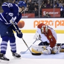 Panthers topple reeling Leafs 4-1 The Associated Press