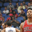 Rose makes return from latest knee injury vs. Magic The Associated Press