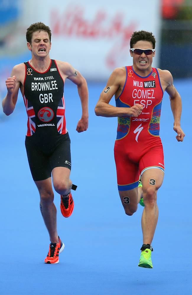 PruHealth World Triathlon Grand Final London - ITU World Championships Series: Day Five
