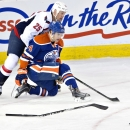 Scrivens makes 32 saves, Oilers beat Capitals 3-2 The Associated Press