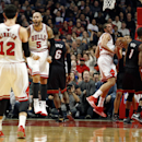 Boozer leads Bulls to 107-87 win over Heat The Associated Press
