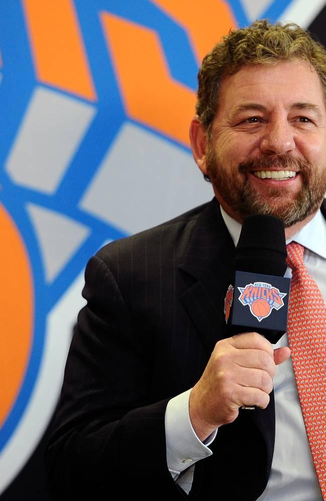 New York Knicks Press Conference
