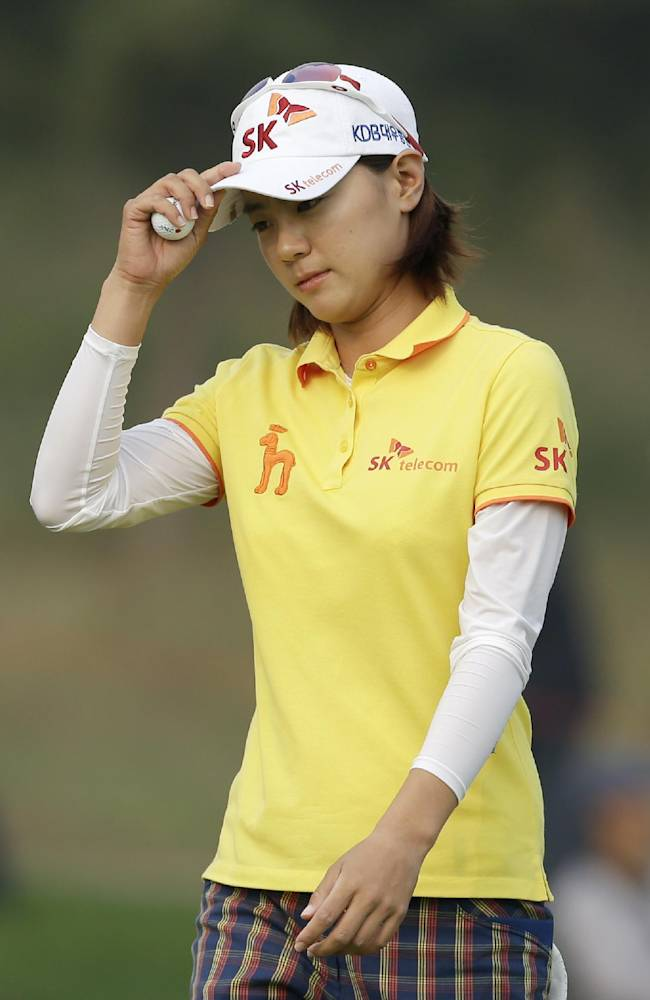 A year later, Choi not part of LPGA rivalries