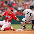 New York Yankees v Los Angeles Angels of Anaheim Getty Images