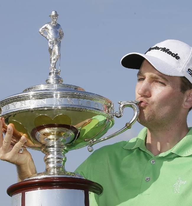 Todd bogey-free in Nelson finish for 1st PGA win