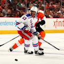 New York Rangers v Philadelphia Flyers Getty Images