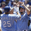Royals edge Blue Jays 11-10 after blowing seven-run lead The Associated Press