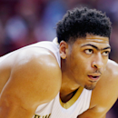 HOUSTON, TX - DECEMBER 18: HOUSTON, TX - DECEMBER18: Anthony Davis #23 of the New Orleans Pelicans waits on the court during their game against the Houston Rockets at the Toyota Center on December18, 2014 in Houston, Texas. (Photo by Scott Halleran/Getty Images)