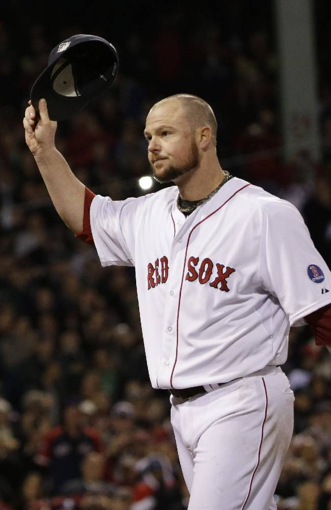 Red Sox: Lester sharp, pitches Boston to 8-1 win
