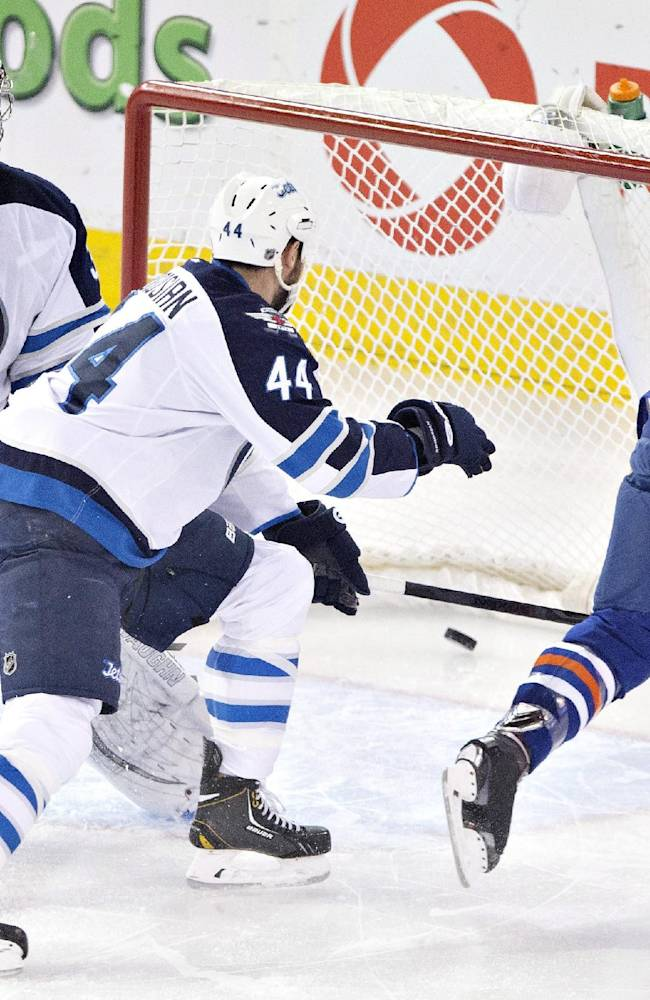 Honeymoon over for Jets, fans in Winnipeg