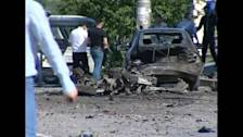 Twin car bombs hit Dagestan