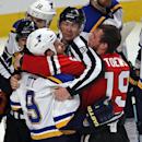 St. Louis Blues v Chicago Blackhawks - Game Three Getty Images