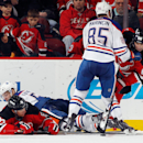 Edmonton Oilers v New Jersey Devils Getty Images