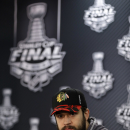Keith carrying impressive load for Blackhawks The Associated Press
