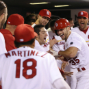Bourjos scores on throwing error in 10th as Cards beat Cubs The Associated Press