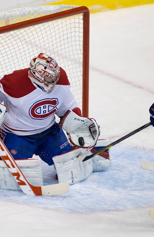 Price makes 39 saves, Canadiens top Canucks 4-1