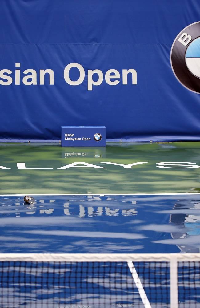 2014 BMW Malaysian Tennis Open - Day 2