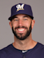 Mike Fiers - Milwaukee Brewers