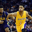 Los Angeles Lakers v New Orleans Pelicans Getty Images