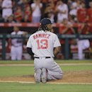 Hanley Ramirez literally throws away a Red Sox win
