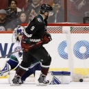 Coyotes end 10-game skid, beat Canucks 3-2 in shootout The Associated Press