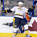 Smith leads Predators past Oilers, 4-1 The Associated Press