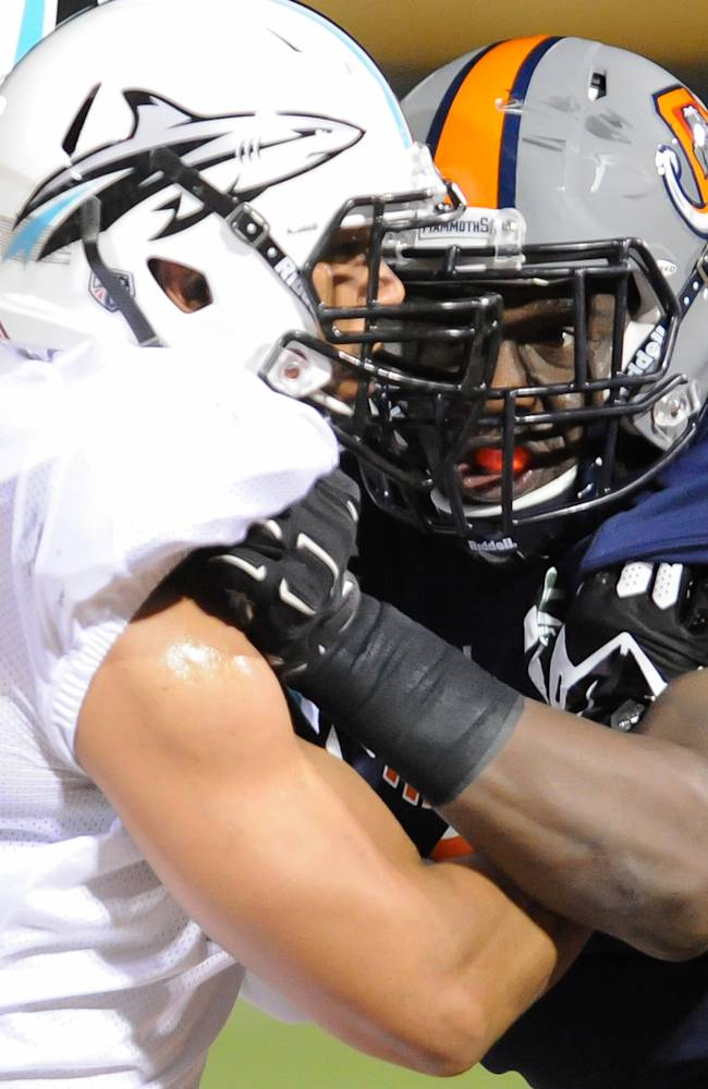 FXFL offers fringe players a chance to get to NFL
