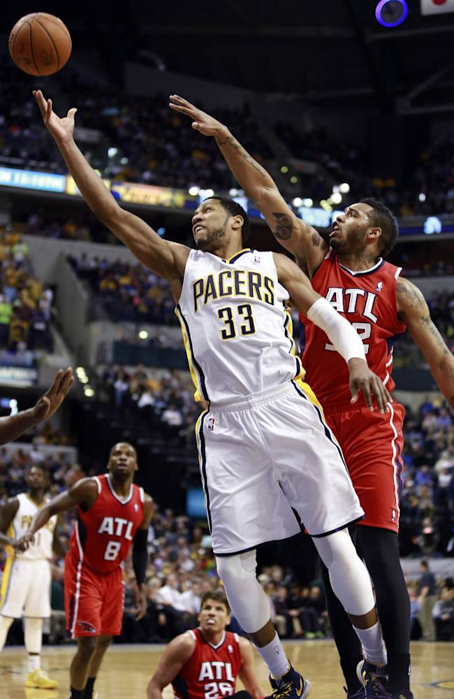 Pacers trade Granger to 76ers for Turner