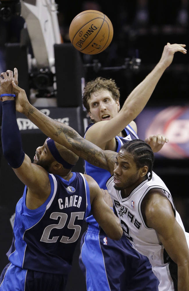 Mavs home after split at Spurs, but is that good?