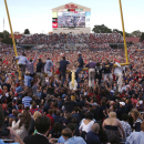 SEC to 'substantially' increase fines for rushing fields The Associated Press