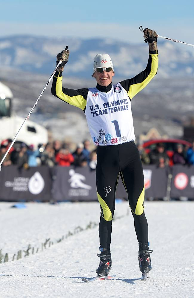 Nordic Combined Olympic Trial