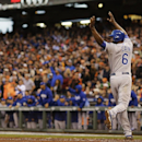 Royals lead miffed Giants 4-2 early in Game 4 The Associated Press