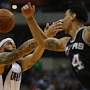 San Antonio Spurs v Dallas Mavericks Getty Images