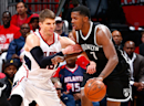 Korver scores 21, Hawks hold off pesky Nets 99-92 in Game 1 The Associated Press