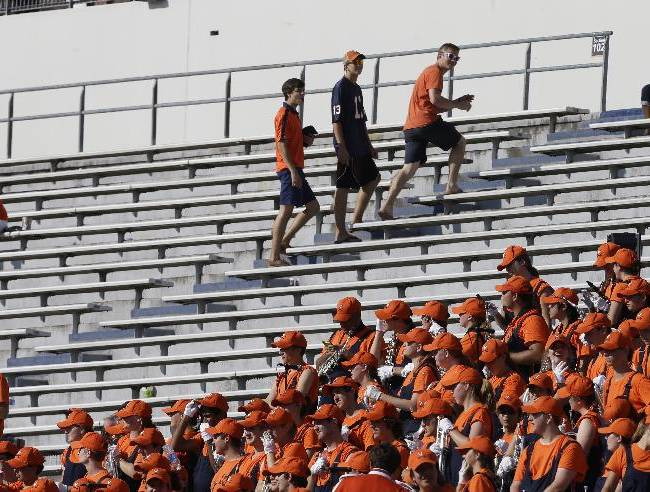 Attendance remains a struggle across new-look ACC