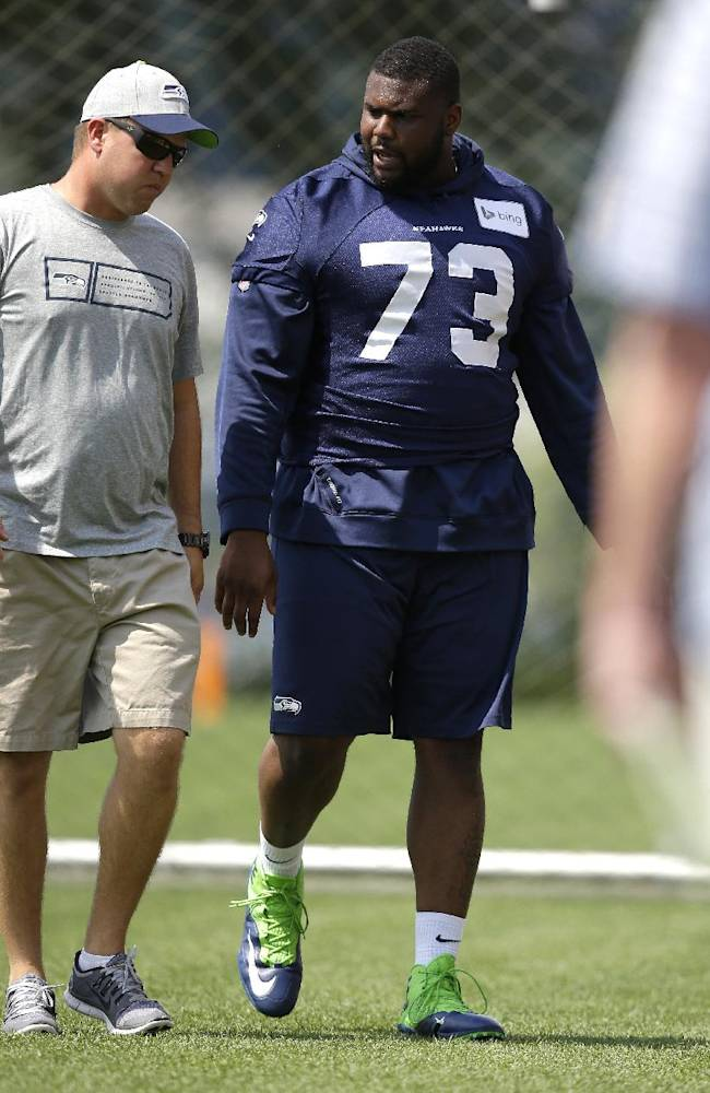 Browns claim OL Bowie off waivers from Seahawks