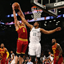 Cleveland Cavaliers v Brooklyn Nets Getty Images