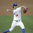 Haren 1-hits Indians through 7 in Dodgers' 1-0 win The Associated Press