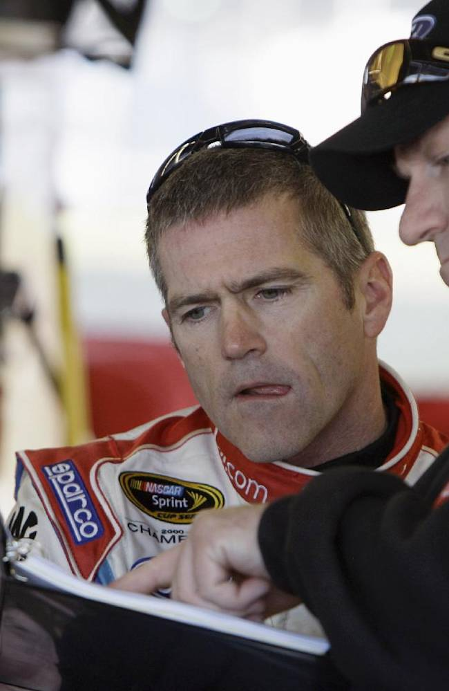 Parrott named crew chief at Tommy Baldwin Racing