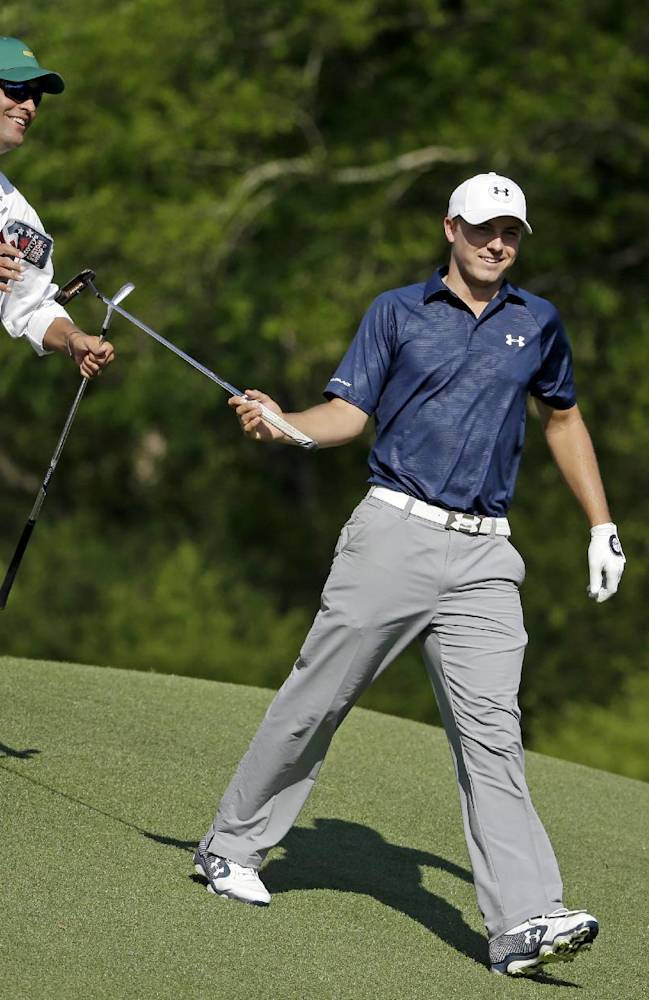 Column: Golf's next big thing has some kid in him