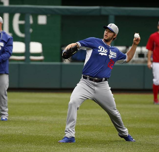 Dodgers reinstate Kershaw; Puig still out