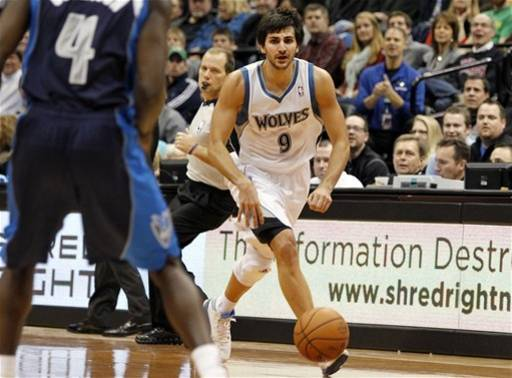 Ricky's Return; Wolves win 114-106