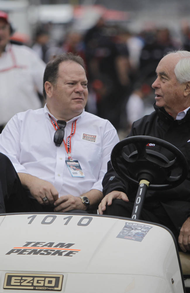 Ganassi and Penske change team names