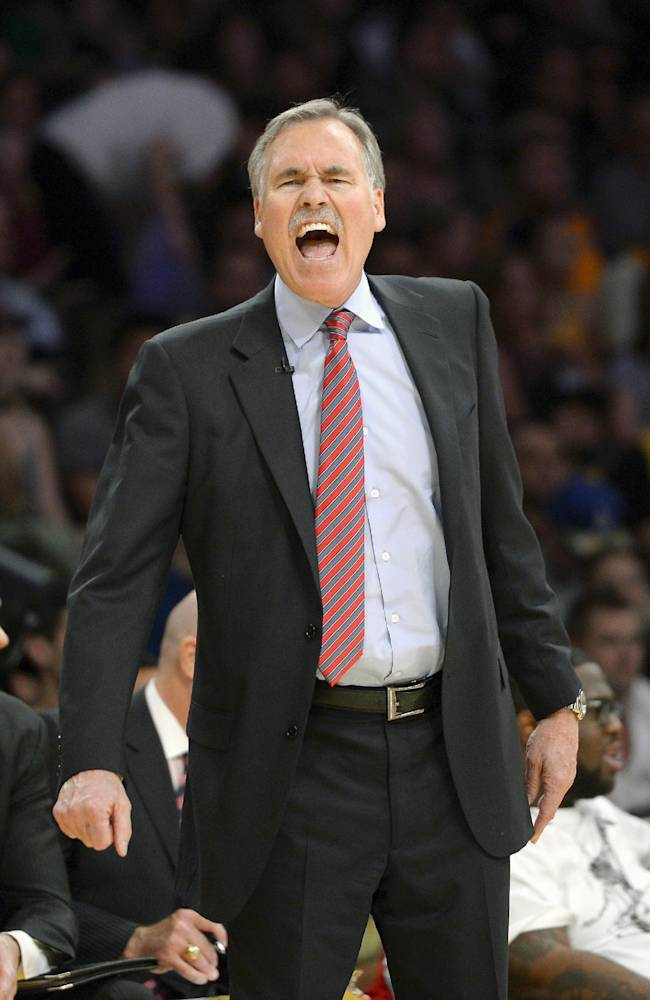 Lakers say there's no rush in coaching search