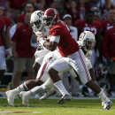 Kiffin's presence adds spark to Vols-Tide rivalry The Associated Press